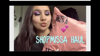 Shop Miss A Haul | My First Haul!