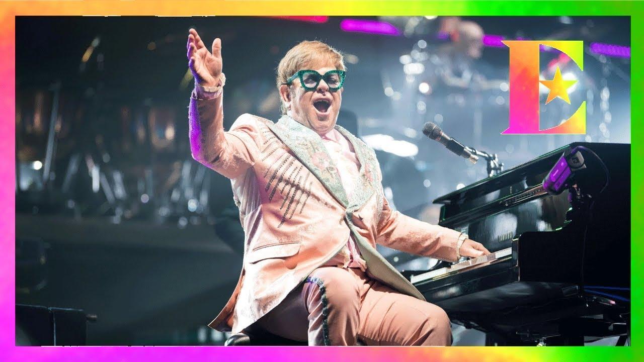 Elton John The Farewell Tour at Madison Square Garden