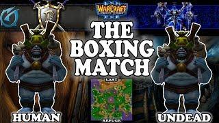 Grubby | Warcraft 3 TFT | 1.30 | HU v UD on Last Refuge - The Boxing Match
