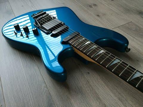 charvel model 4 1987r eleganckie gitary youtube. Black Bedroom Furniture Sets. Home Design Ideas