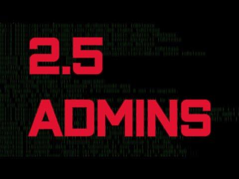 2.5 Admins 01: ZFS Love-fest