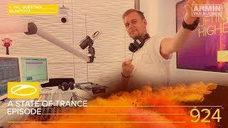 A State Of Trance Episode 924 XXL - Blastoyz [#ASOT924] – Armin van Buuren