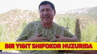 Ortiq Sultonov - Bir yigit shifokor huzurida (Qiziqchi yon daftarchasi)