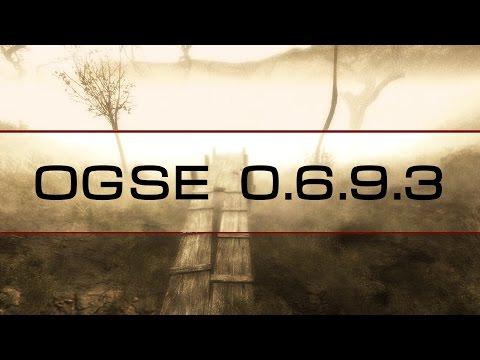 S.T.A.L.K.E.R. - OGSE V0.6.9.3 - Обзор - Прохождение 1 часть