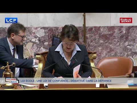 26 minutes pour refaire l'actualité du Sénat comme de l'Assemblée. - Parlement hebdo (15/02/2019)