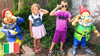 Cinque Bambini - i video più divertenti per i bambini. Nuovi episodi in italiano