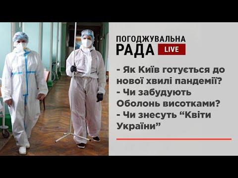 Чи готовий Київ до нової хвилі пандемії, забудова Оболоні,