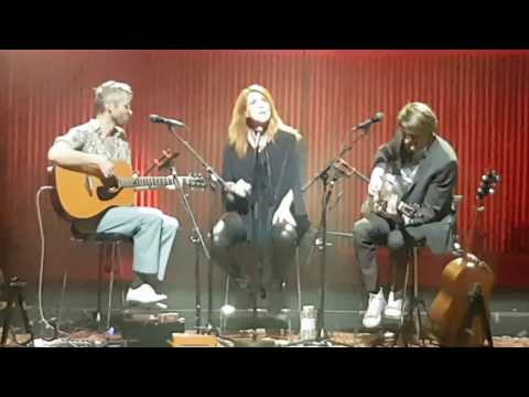 """Hanne Boel """"Don't know much about love"""" DR Concert Hall, Copenhagen February 12, 2017"""