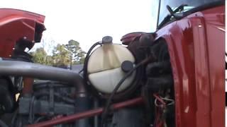 2003 Mack RD688S Quad Axle Dump Truck
