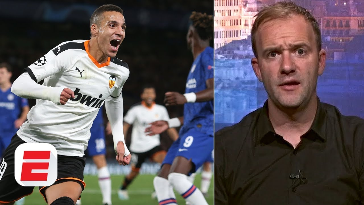Valencia's Champions League upset vs. Chelsea is absolutely huge - Sid Lowe | ESPN FC