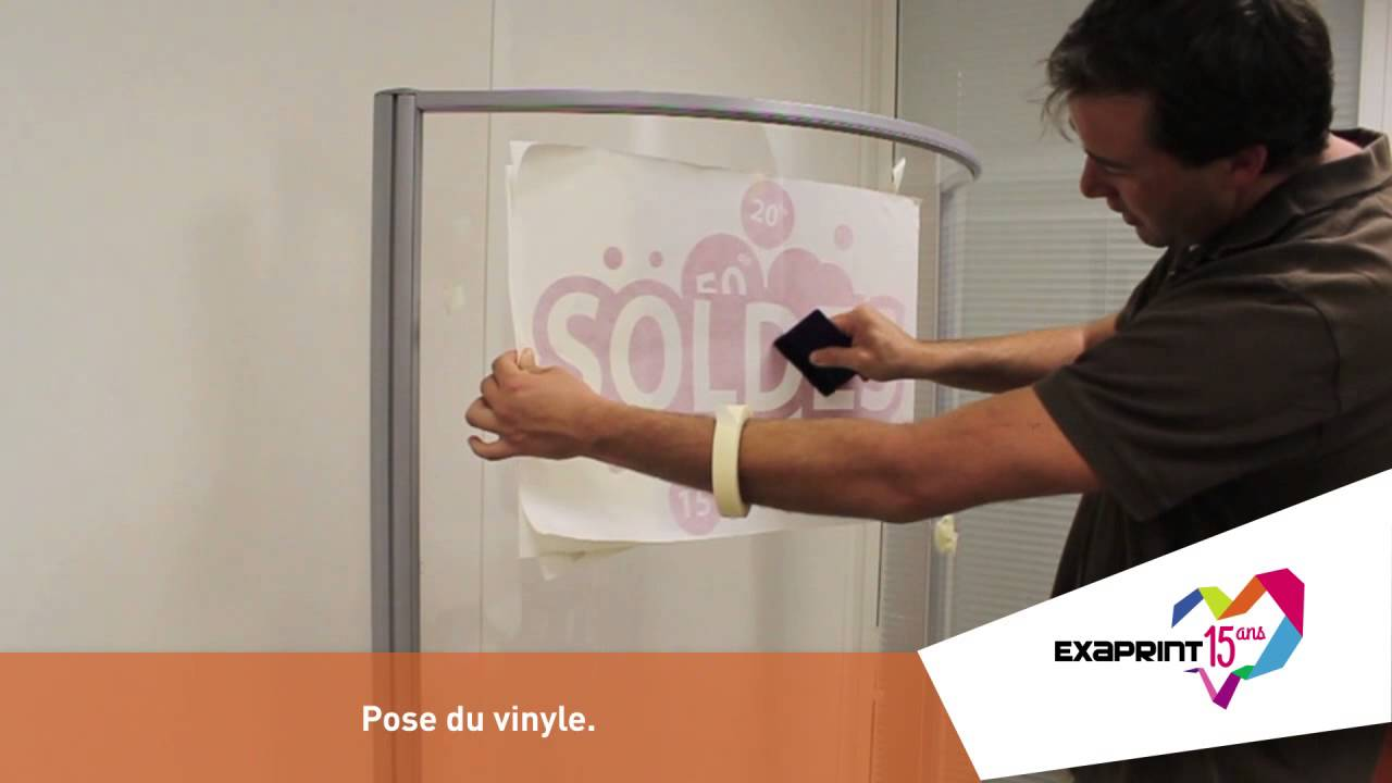 Tutoriel pose de d coupe vinyle youtube - Pose vinyle sur carrelage ...