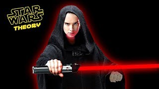 Rey is a Sith: Crazy star wars theory!
