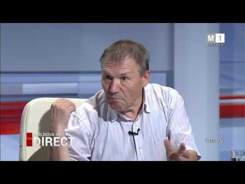 Moldova în direct I Despre federalizarea Republicii Moldova
