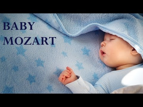 💛 BABY MOZART 💛 Douce Berceuse Bébé Pour un Sommeil Profond 💛 Sweet Lullaby For Deep Sleep Baby