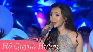 Hồ Quỳnh Hương live Ánh sáng thiên thần (Mai Vàng 2016)