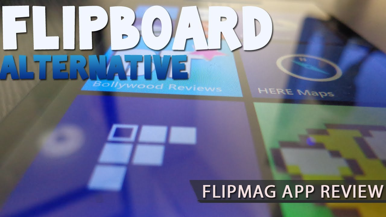 Magnify Review: Flipboard Alternative For Windows Phone 8 ...