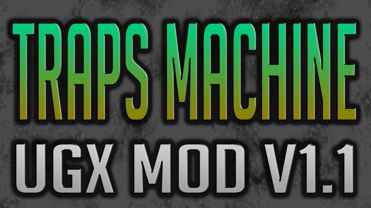 UGX Mod - Andy King