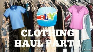 Huge Liquidation Clothing Lot Part 1 | Designer Haul To Resell On Ebay