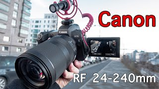 Canon RF 24-240mm | is it really that good?