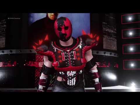 WWE 2K18 Elimination Boss Modes Chamber match
