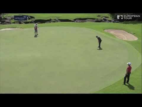 Shots of the Week - AfrAsia Bank Mauritius Open