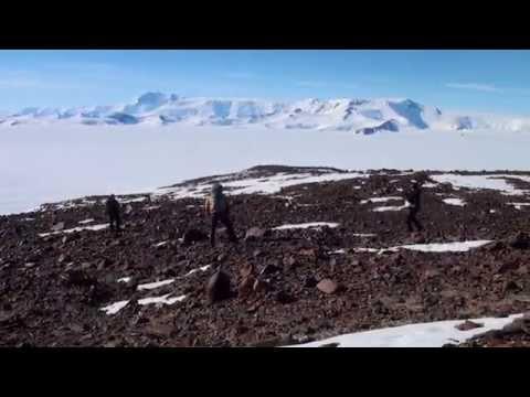 Antarctica Rocks! - Science Nation