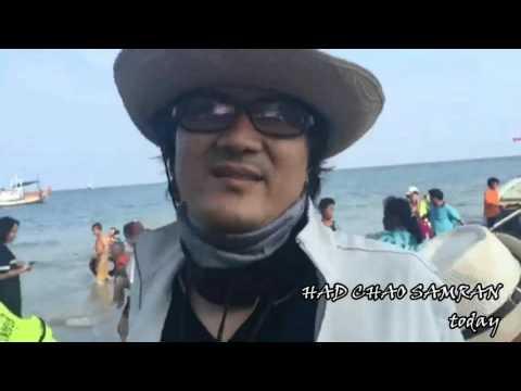 ชมวาฬ ทานปู @ หาดเจ้าสำราญ ครั้งที่ 2