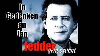 In Gedenken An Jan Fedder   Ich Liebe Dich