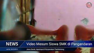 Dihebohkan Kembali Video Mesum Siswa SMK di Pangandaran Viral di Medsos