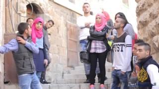 القدس - أبو شمسية.. مرشد سياحي يقاوم التهويد