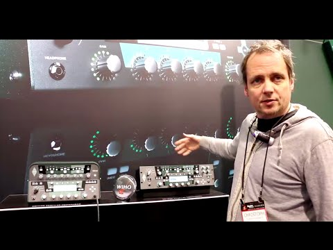 NAMM 2015 - KEMPER - Booth Walkthrough w/ Mr. Christoph Kemper (Founder, CEO & Designer!)