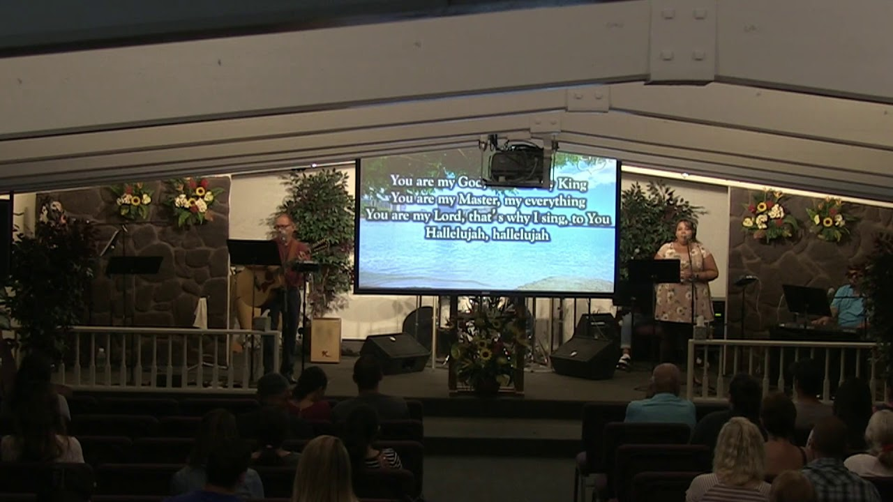 8 July 2018 Calvary Chapel West Oahu Worship