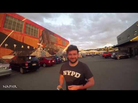 New Zealand trip 2017 - GoPro travel