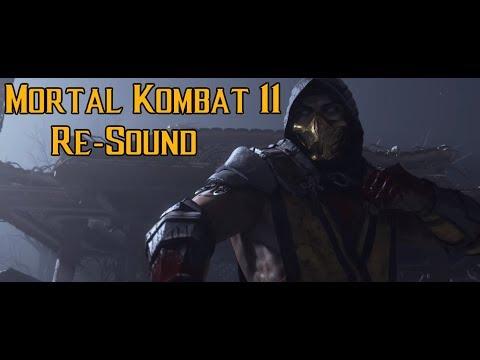 RE-SOUND: Mortal Kombat  Trailer