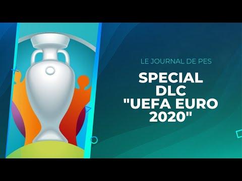 PES 2020 : Toutes les infos sur le DLC EURO 2020 (Data Pack 7)