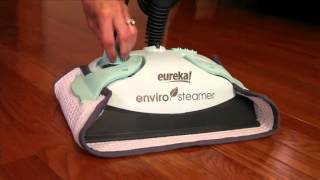 Eco-friendly Steam Mop For Tile And Wood Floors