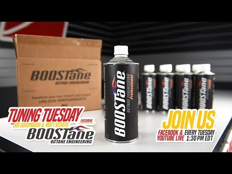 Tuning Tuesday Season 2 Episode 37 | How BOOSTane Helps You Make More Horsepower