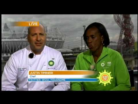 Jackie Joyner-Kersee Interview