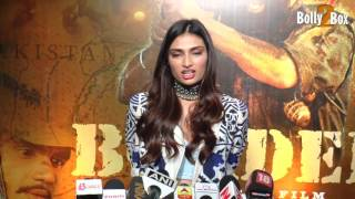 Athiya Shetty At Border Movie 20 Years Celebration