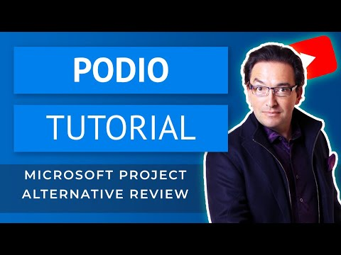 Alternative to Microsoft Project - Software for Project Management │ Podio Review