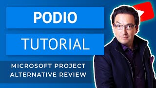 alternative to microsoft project software for project management podio review