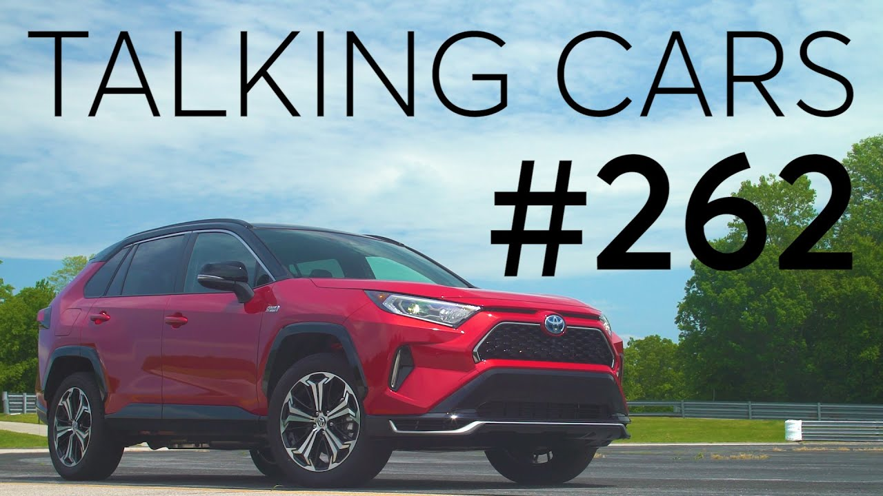 2021 Toyota RAV4 Prime First Impressions; Ford's Unveiling of the 2021 F-150 |Talking Cars#262