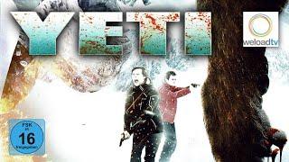 Yeti - Das Geheimnis des Glacier Peak (Sci-Fi | deutsch)