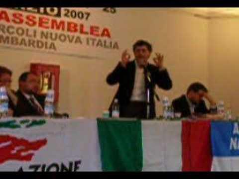 Discorso Gianni Alemanno 1