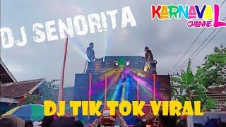 DJ SENORITA SLOW FULL BASS TERBARU DJ TIKTOK VIRAL
