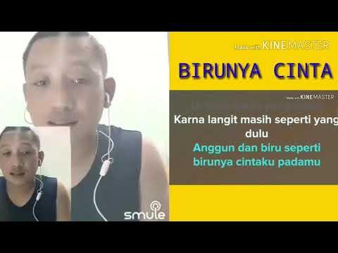 BIRUNYA CINTA (Karaoke Duet Tanpa Vokal Cewek)