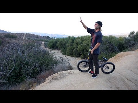 BMX- A DAY IN THE LIFE TREVOR SIGLOCH
