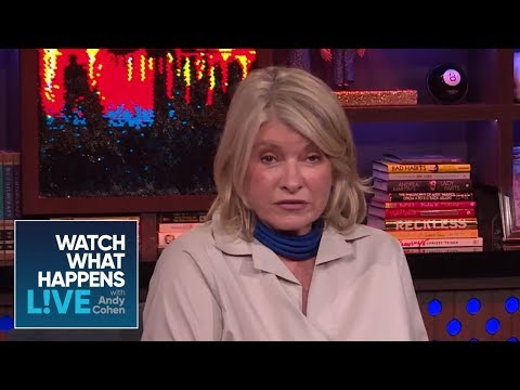 Martha Stewart's Contact High From Snoop Dogg   WWHL