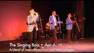 """The Singing Bois: """"A Queerstory of the Boy Band"""" - April 6, 2018"""