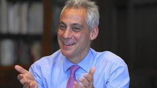 Rahm Emanuel Steals & Misquotes TYT Meetup Footage For Attack Ad